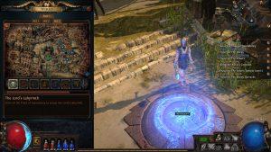 今日のゲーム進捗|Path of Exile|Act3 入ったぐらいで覚えたことなど。
